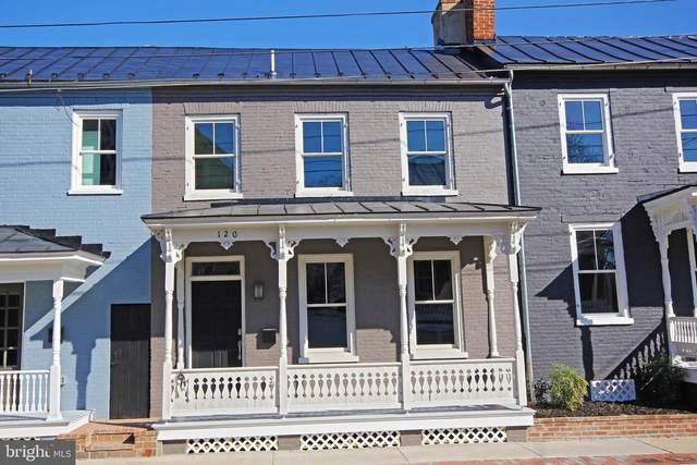120 E. Cork Street, WINCHESTER, VA 22601 (#VAWI113932) :: The Licata Group/Keller Williams Realty
