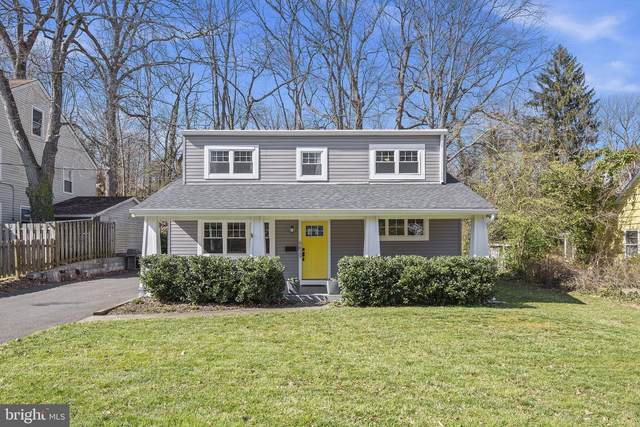 6629 Barrett Road, FALLS CHURCH, VA 22042 (#VAFX1112734) :: The Licata Group/Keller Williams Realty