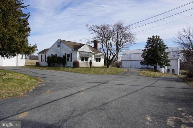 2536 Craley Road, WRIGHTSVILLE, PA 17368 (#PAYK133766) :: The Joy Daniels Real Estate Group