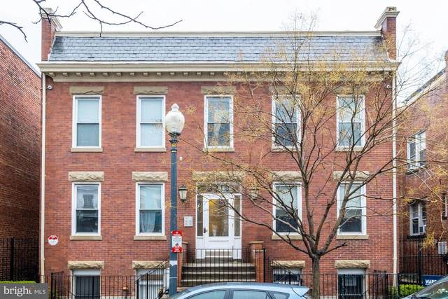 3318 Sherman Avenue NW #103, WASHINGTON, DC 20010 (#DCDC459426) :: John Smith Real Estate Group