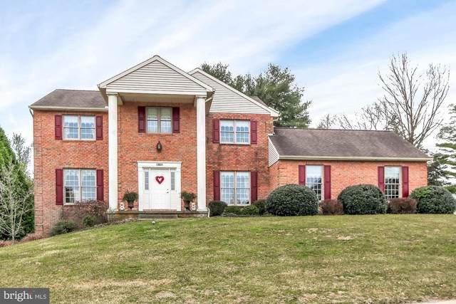 1325 Murifield Drive, YORK, PA 17404 (#PAYK133770) :: Iron Valley Real Estate