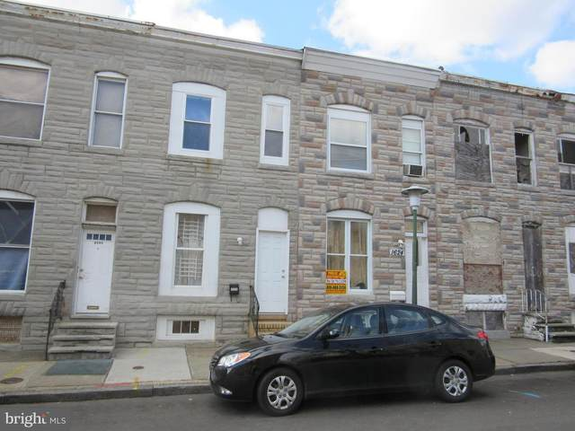 1624 N Port Street, BALTIMORE, MD 21213 (#MDBA501302) :: The Licata Group/Keller Williams Realty