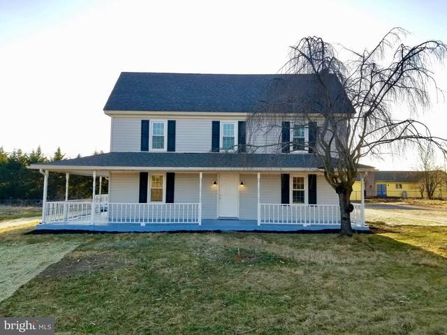 11635 Winchester Avenue, BUNKER HILL, WV 25413 (#WVBE175118) :: Radiant Home Group