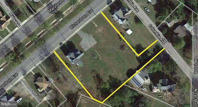 109 Richardson Avenue, CRISFIELD, MD 21817 (#MDSO103228) :: Brandon Brittingham's Team