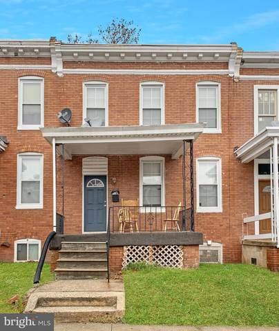 626 Melville Avenue, BALTIMORE, MD 21218 (#MDBA501306) :: John Smith Real Estate Group