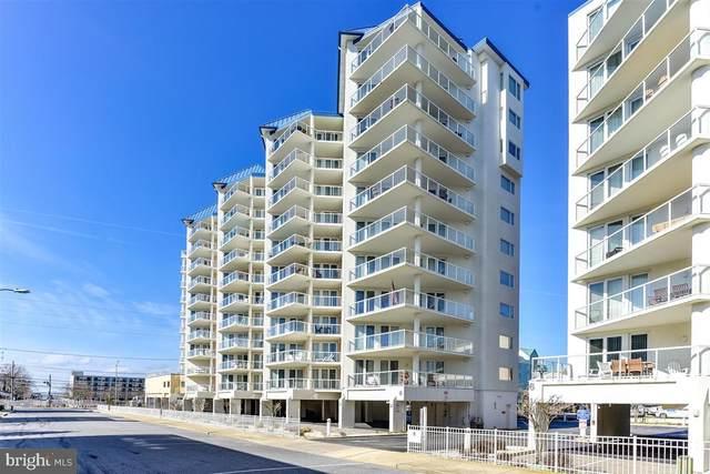 8 60TH Street W503, OCEAN CITY, MD 21842 (#MDWO112300) :: Coastal Resort Sales and Rentals
