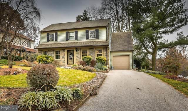 114 E Princeton Road, BALA CYNWYD, PA 19004 (#PAMC639842) :: John Smith Real Estate Group