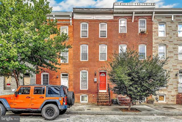 1014 W Cross Street, BALTIMORE, MD 21230 (#MDBA501314) :: The Licata Group/Keller Williams Realty