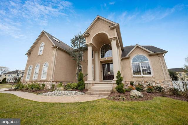 16 Manor House Court, CHERRY HILL, NJ 08003 (#NJCD387782) :: Colgan Real Estate