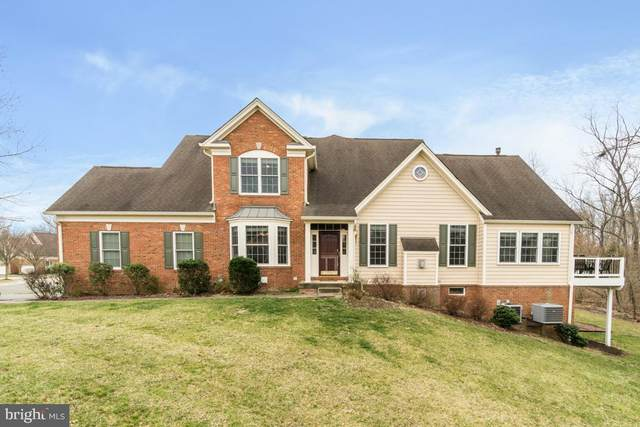 5765 Amelia Springs Circle, HAYMARKET, VA 20169 (#VAPW488238) :: Revol Real Estate