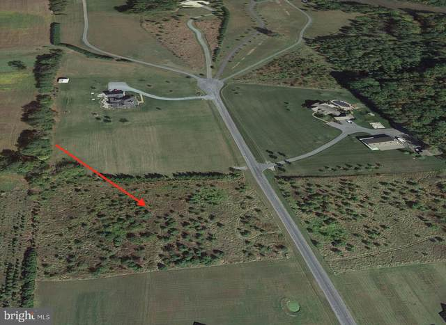 Beverly Road Lot 11, EAST NEW MARKET, MD 21631 (#MDDO125040) :: AJ Team Realty