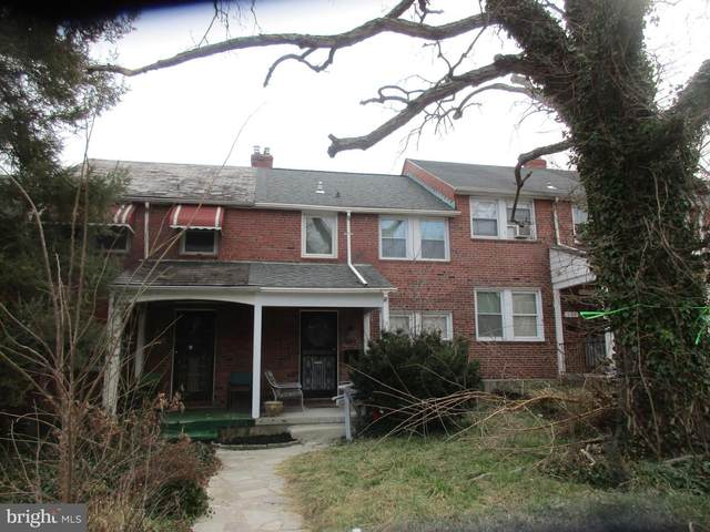941 Argonne Drive, BALTIMORE, MD 21218 (#MDBA501328) :: ExecuHome Realty