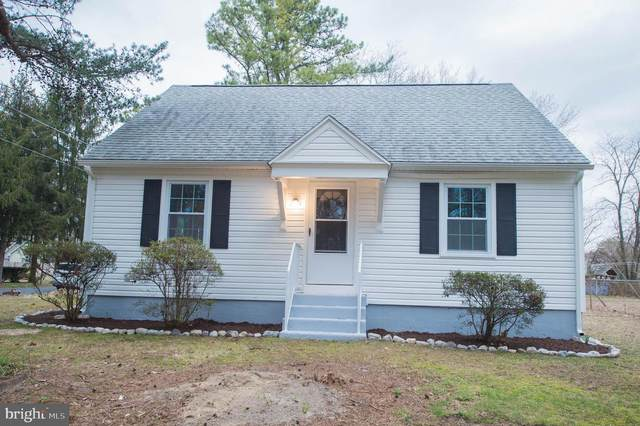 1509 Laurel Drive, SALISBURY, MD 21804 (#MDWC107148) :: Bob Lucido Team of Keller Williams Integrity