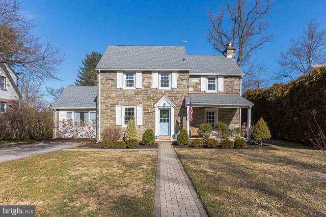 552 Manor Road, WYNNEWOOD, PA 19096 (#PAMC639860) :: RE/MAX Main Line