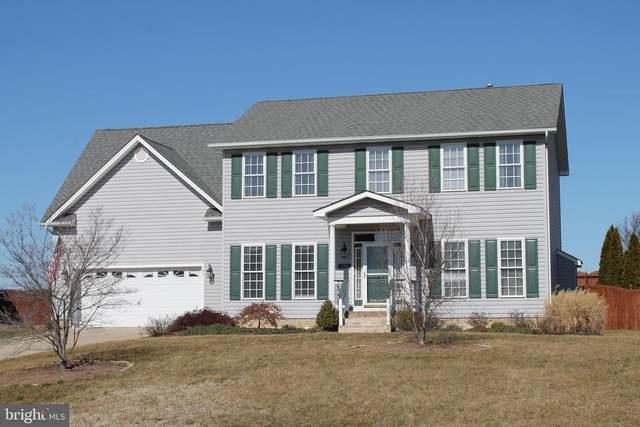 105 Wickham Terrace, WINCHESTER, VA 22602 (#VAFV155850) :: Jim Bass Group of Real Estate Teams, LLC