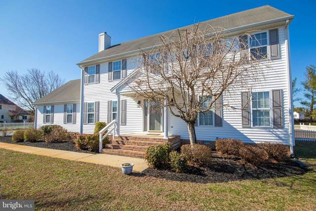 6330 Kilmarth Lane, SALISBURY, MD 21801 (#MDWC107150) :: Bob Lucido Team of Keller Williams Integrity