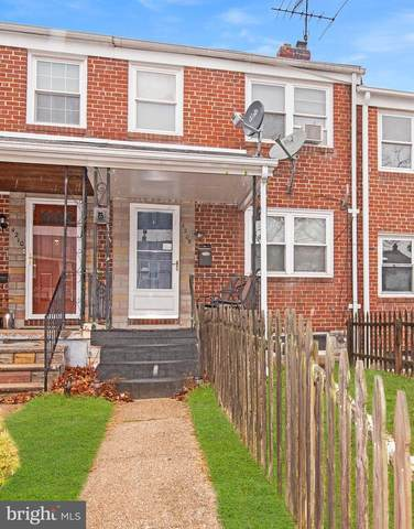 4208 Doris Avenue, BALTIMORE, MD 21225 (#MDBA501338) :: The Vashist Group