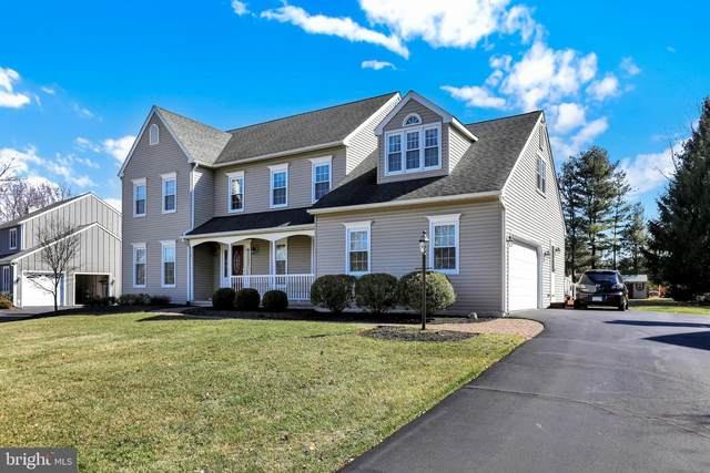 20 John Dyer Way, DOYLESTOWN, PA 18902 (#PABU490304) :: Erik Hoferer & Associates