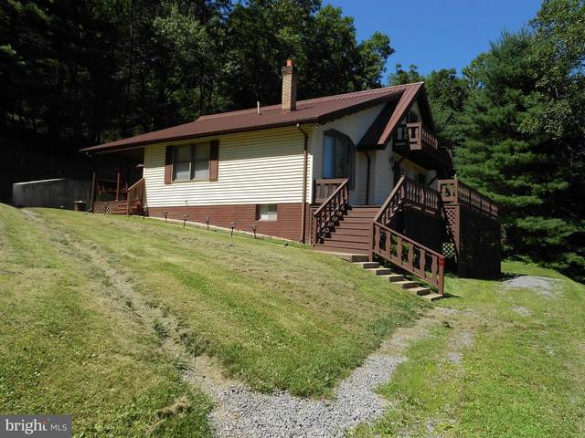 20300 South Fork Road, MILAM, WV 26838 (#WVHD105792) :: Premier Property Group