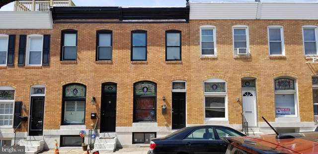 708 S Curley Street, BALTIMORE, MD 21224 (#MDBA501346) :: The Miller Team