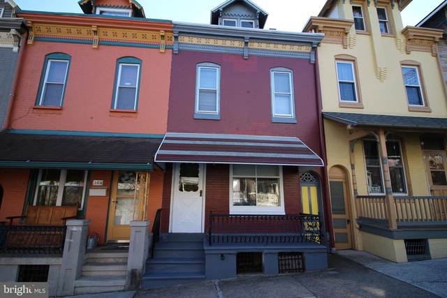 306 Chestnut Street, WEST READING, PA 19611 (#PABK354704) :: Iron Valley Real Estate