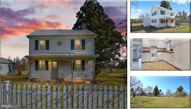 10635 Old Frederick Road, THURMONT, MD 21788 (#MDFR260294) :: Charis Realty Group