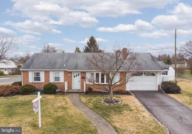 1050 Carroll Heights Boulevard, HAGERSTOWN, MD 21742 (#MDWA170848) :: The Sky Group