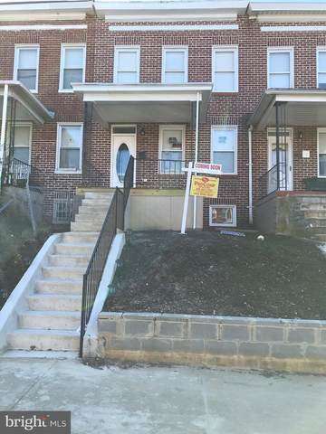 3227 Lyndale Avenue, BALTIMORE, MD 21213 (#MDBA501354) :: Corner House Realty