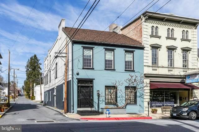 44 W Market Street, MARIETTA, PA 17547 (#PALA159208) :: Bob Lucido Team of Keller Williams Integrity