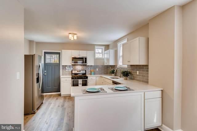 818 Mccabe Avenue, BALTIMORE, MD 21212 (#MDBA501356) :: A Magnolia Home Team