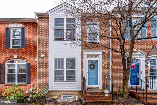 2102 N Tazewell Court, ARLINGTON, VA 22207 (#VAAR159506) :: Arlington Realty, Inc.