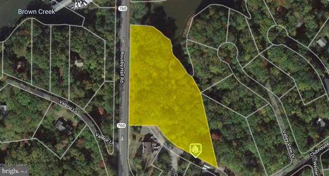 12600 Corral Road, LUSBY, MD 20657 (#MDCA174782) :: Bruce & Tanya and Associates