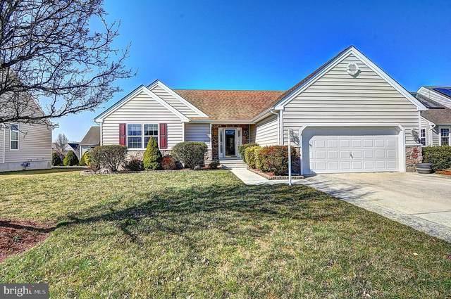 112 Starland Way, MILFORD, DE 19963 (#DEKT236348) :: Speicher Group of Long & Foster Real Estate