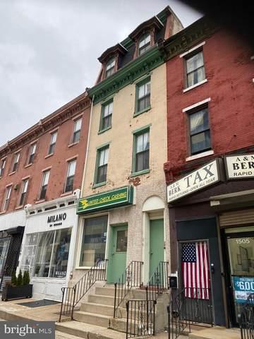 1507 Spring Garden Street, PHILADELPHIA, PA 19130 (#PAPH874308) :: Linda Dale Real Estate Experts