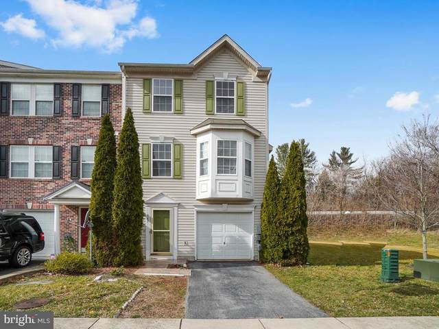 967 Monet Drive, HAGERSTOWN, MD 21740 (#MDWA170856) :: AJ Team Realty