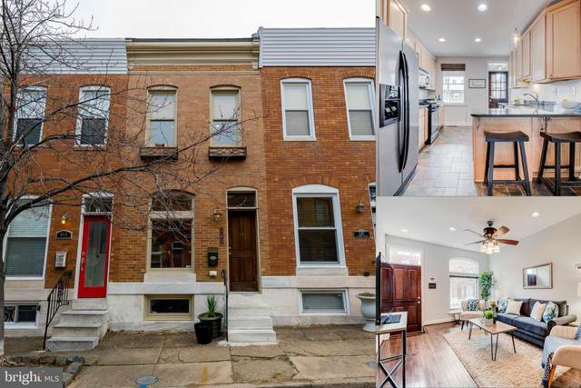 643 S Decker Avenue, BALTIMORE, MD 21224 (#MDBA501376) :: The Riffle Group of Keller Williams Select Realtors
