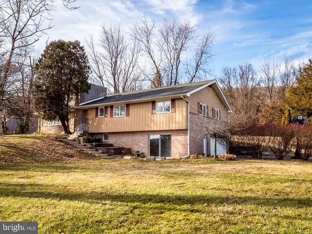 2813 Oakhurst Drive, CENTER VALLEY, PA 18034 (#PALH113594) :: Linda Dale Real Estate Experts
