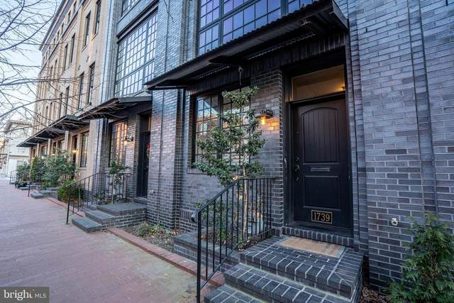 1739 Aliceanna Street, BALTIMORE, MD 21231 (#MDBA501388) :: The Vashist Group