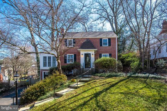 409 Hillmoor Drive, SILVER SPRING, MD 20901 (#MDMC696976) :: Pearson Smith Realty