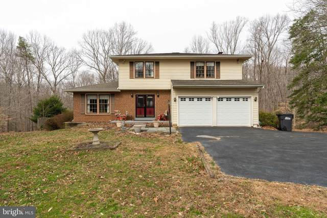 11040 Wooldridge Drive, MANASSAS, VA 20111 (#VAPW488298) :: Revol Real Estate