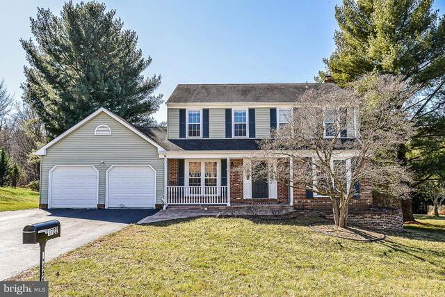 1722 Asoleado Lane, VIENNA, VA 22182 (#VAFX1112932) :: City Smart Living