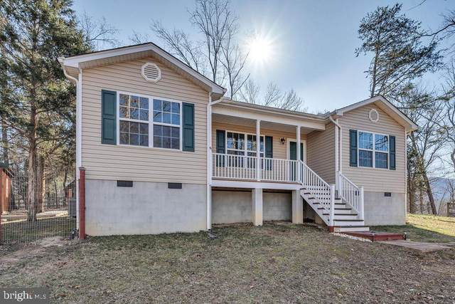 121 Valley View Drive, STRASBURG, VA 22657 (#VASH118466) :: The Riffle Group of Keller Williams Select Realtors