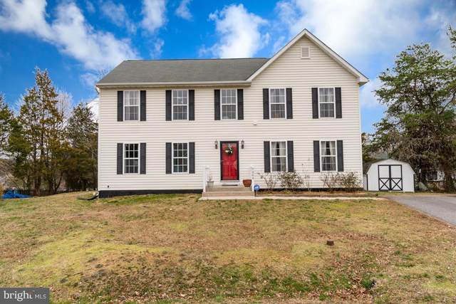 7304 Harvestview Court, FREDERICKSBURG, VA 22407 (#VASP219756) :: Green Tree Realty