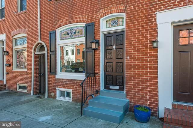 1735 Bank Street, BALTIMORE, MD 21231 (#MDBA501398) :: The Riffle Group of Keller Williams Select Realtors