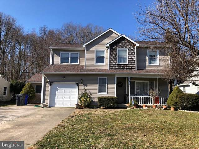 702 Fox Chase Circle, BEAR, DE 19701 (#DENC495764) :: Brandon Brittingham's Team