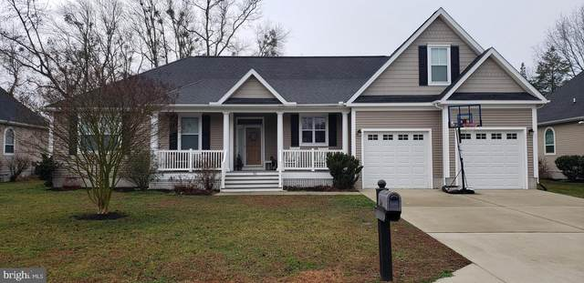 50 Sandy Branch Drive, SELBYVILLE, DE 19975 (#DESU156706) :: Ramus Realty Group