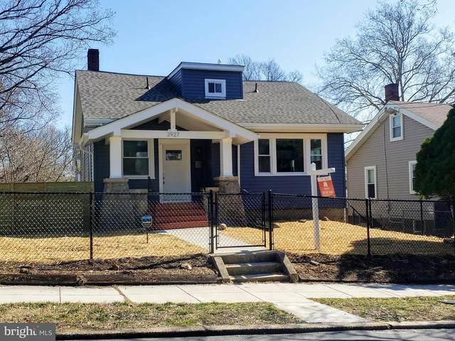 2927 26TH Street NE, WASHINGTON, DC 20018 (#DCDC459570) :: Viva the Life Properties