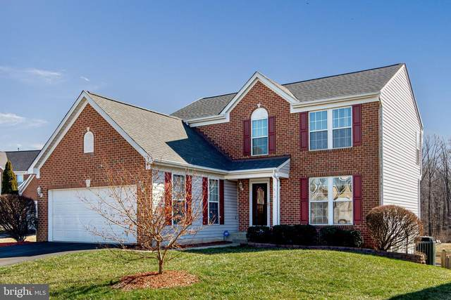 407 Sugarberry Court, EDGEWOOD, MD 21040 (#MDHR243788) :: AJ Team Realty