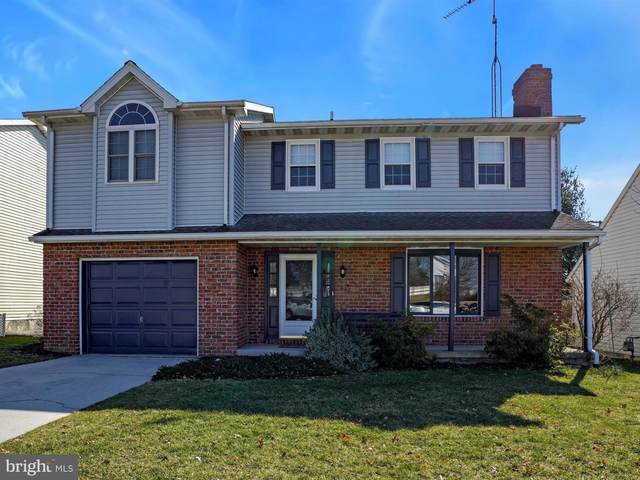 512 Hartman Avenue, HANOVER, PA 17331 (#PAYK133832) :: TeamPete Realty Services, Inc