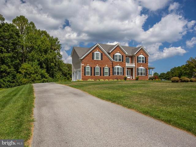 3746 Huntsman Drive, HUNTINGTOWN, MD 20639 (#MDCA174792) :: AJ Team Realty